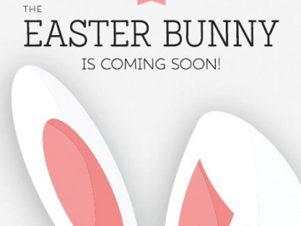 Easter Bunny Visiting Hours At Fashion Island