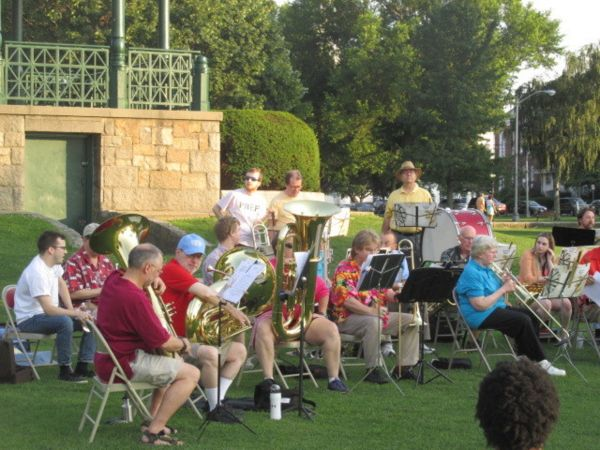 [Wakefield Summer Band]