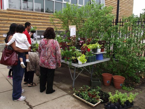 Spring Block Party And Plant Sale Newark Nj Patch