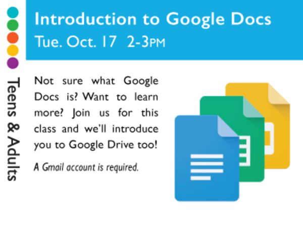 Oct 17 introduction to google docs frankfort il patch introduction to google docs ccuart Images