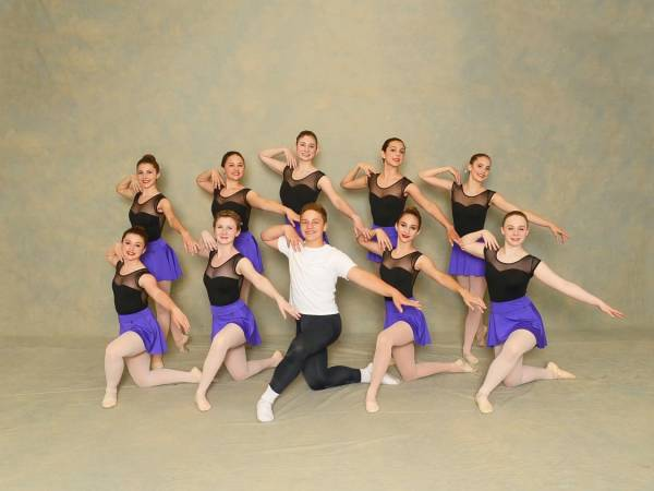 Studio One RI Dance with Your Heart and Your Feet