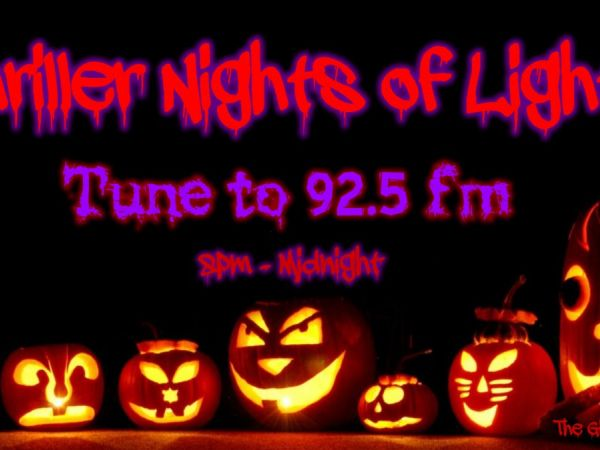 thriller nights of lights light show - Halloween Lights Thriller