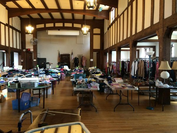 Oct 15 Tag Sale Church Wide White Plains Ny Patch