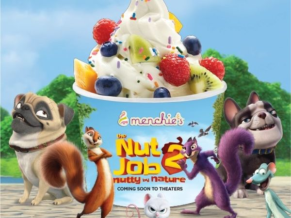 celebrate mothers day with menchies frozen yogurt and the nub job 2 nutty