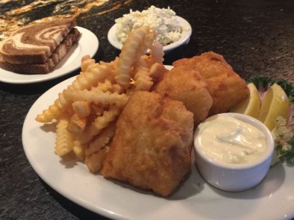 Apr 14 friday fish fry at johnny manhattan 39 s 3718 for Best fish fry milwaukee