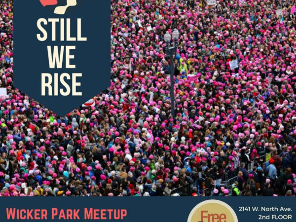 2018 Women's March: Wicker Park Meetup @ Free Range Office