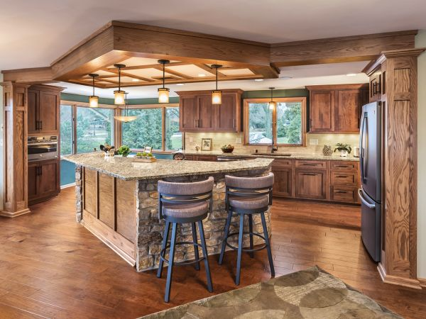 Tour A Remodeled Kitchen In Mequon