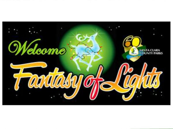 Dec 10 | Fantasy of Lights Drive-Thru: Vasona Lake County Park ...