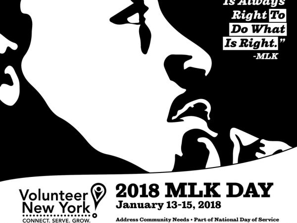 Jan 13 | 2018 MLK Day of Service | Tarrytown Sleepy Hollow, NY Patch