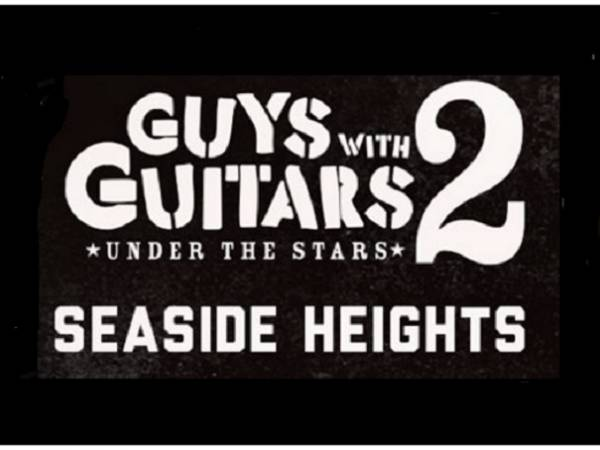 Guys With Guitars Under The Stars Featuring Trace Adkins