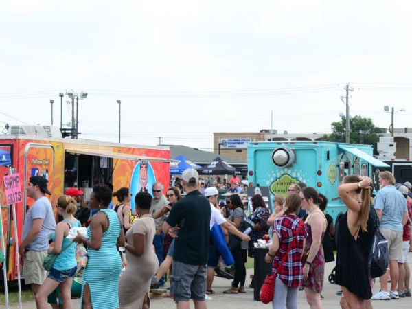 Food Truck And Craft Beer Festival Columbia Sc