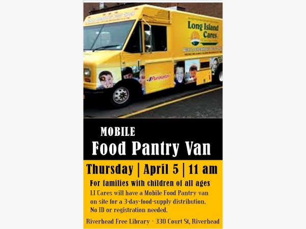 Apr 5 Long Island Cares Mobile Food Pantry Riverhead NY Patch