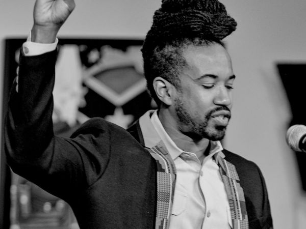 Image result for Poet Toney Jackson and the Vinnie Cutro Trio