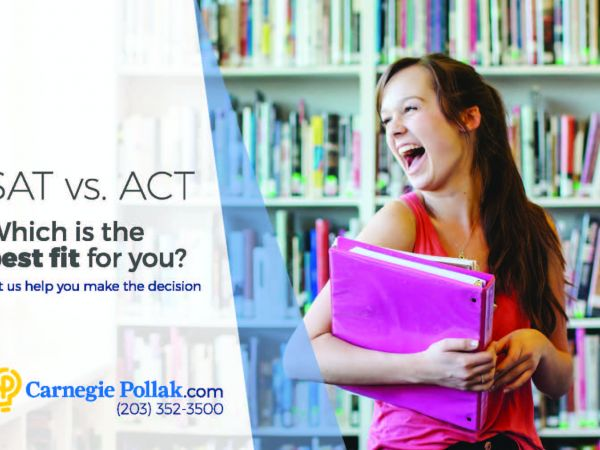 SAT or ACT? Let's Make a Plan!