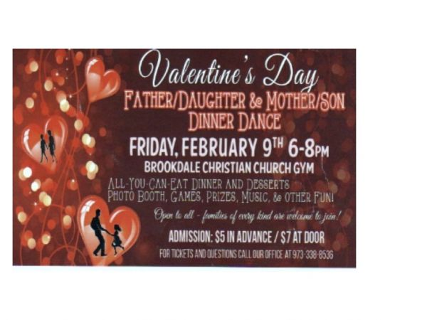 Feb 9 | Brookdale Christian Church Father/Daughter & Mother/Son ...