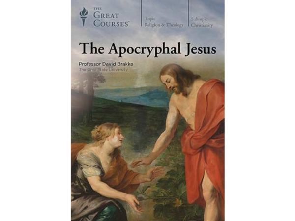 """The Apocryphal Jesus"" Adult Education Series at Hillcrest Church"