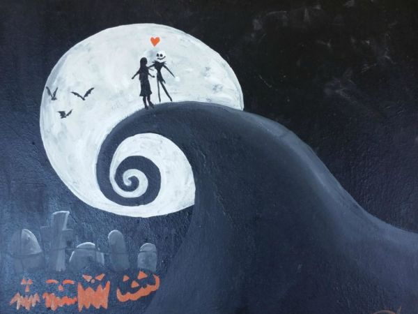 Sep 29 Nightmare Before Christmas Jack Skellington
