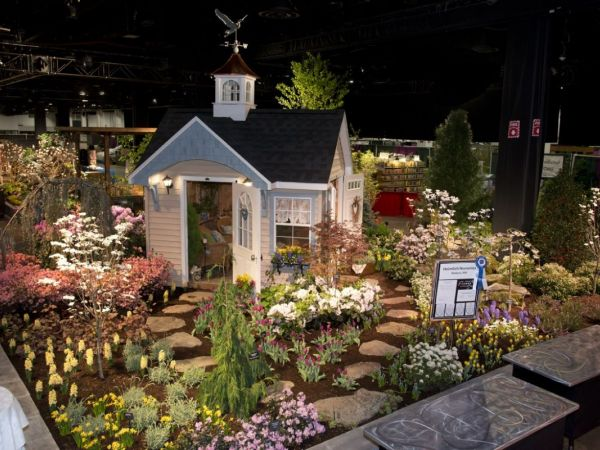 boston flower garden show - Home And Garden Trade Shows