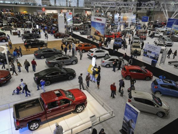 Jan New England International Auto Show Boston MA Patch - Boston car show this weekend