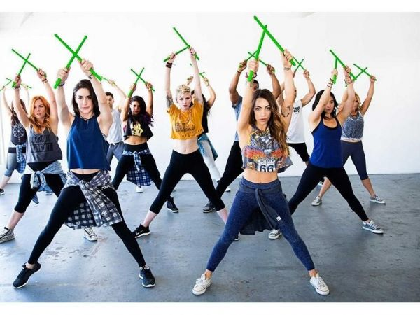Nov 13 | Pound Fitness Class! | West Haven, CT Patch