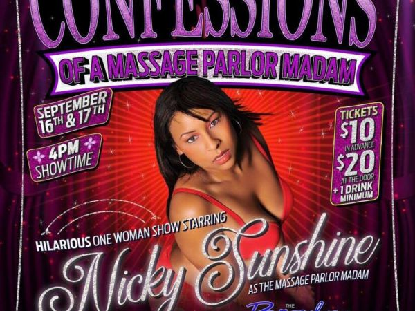 Confessions of a massage parlor worker