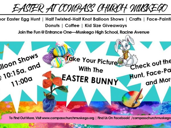 Egg Hunt Balloon Magic Shows Easter Bunny And More