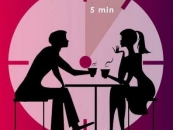 speed dating first email
