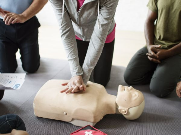 Oct 8   CPR, First Aid, AED Certification (American Red Cross ...