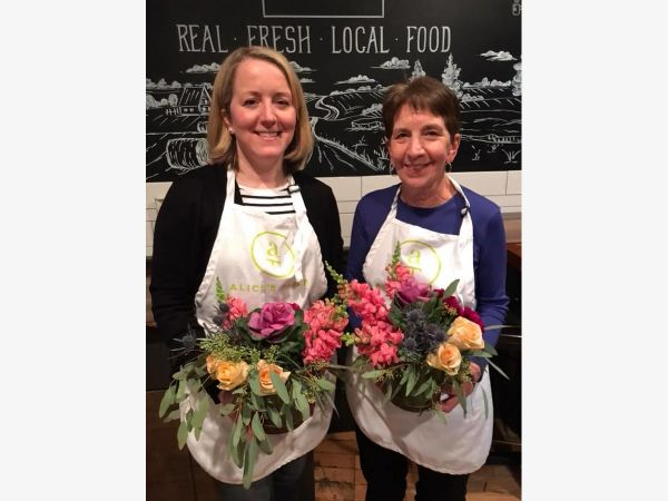 Jul Alices Table Presents Farm Table Blooms Easton MA Patch - The farm table ma