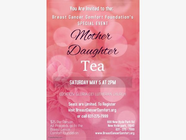 May 5 Mother Daughter Tea Party New Hyde Park NY Patch