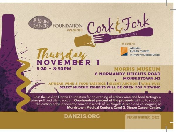 Nov 1 cork and fork for a cause morristown nj patch cork and fork for a cause reheart Image collections