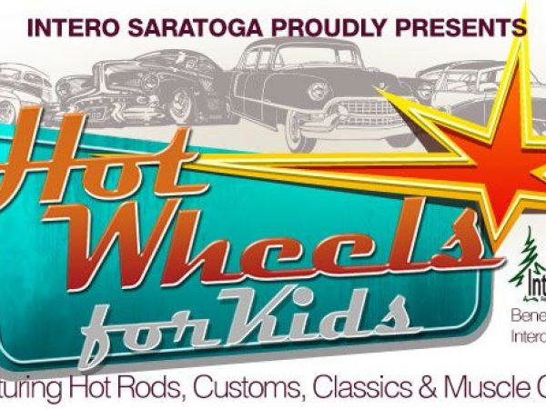 May Th Annual Hot Wheels For Kids Car Show Saratoga CA Patch - Kids car show