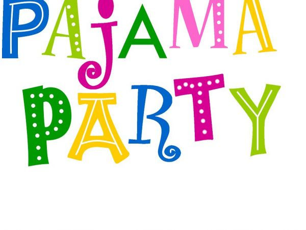 mar 10 pajama party at the children s museum in easton easton rh patch com christmas pajama party clipart pajama party clip art free