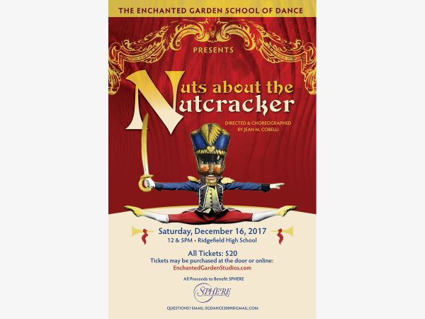 The Enchanted Garden Presents NUTS ABOUT THE NUTCRACKER