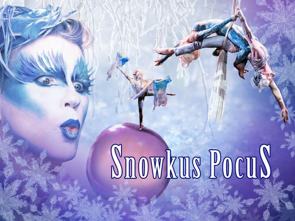 Image result for Snowkus Pocus The Ridgefield Playhouse