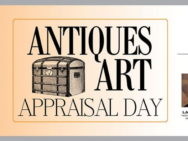 Nov 5 antiques and art appraisal day huntington ny patch for Asian furniture farmingdale ny
