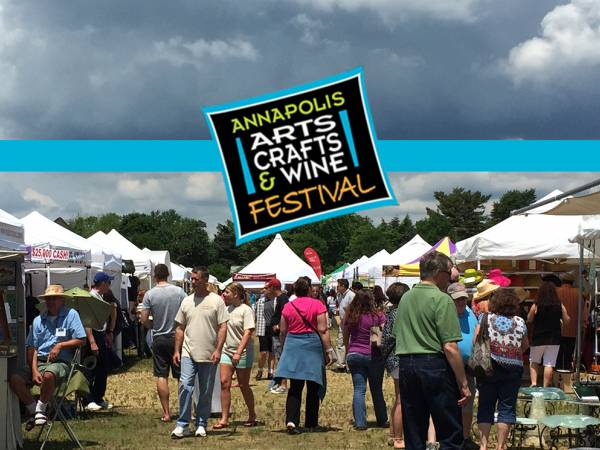 jun 4 annapolis arts crafts and wine festival