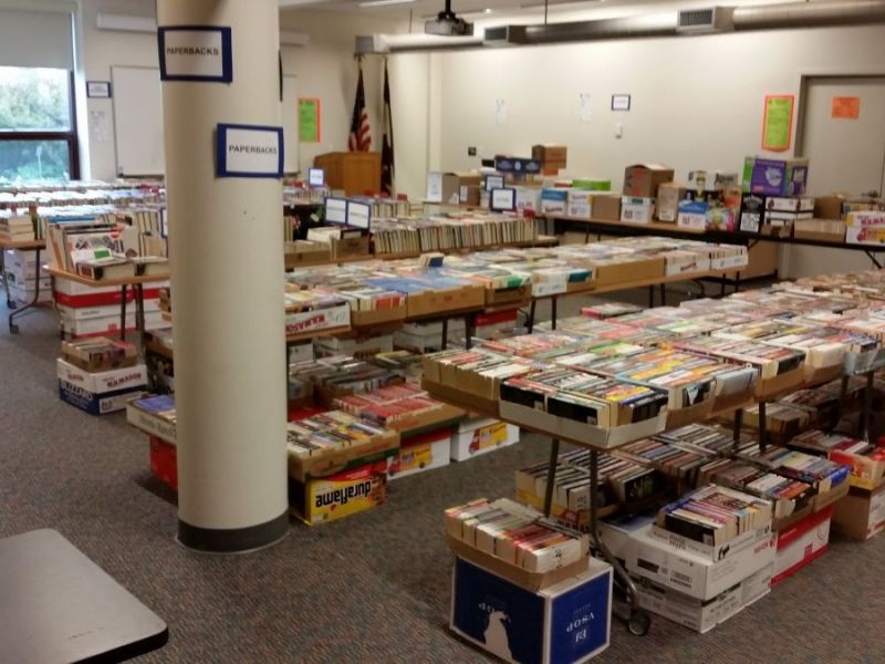 Used Book Sale | Plymouth-Whitemarsh, PA Patch