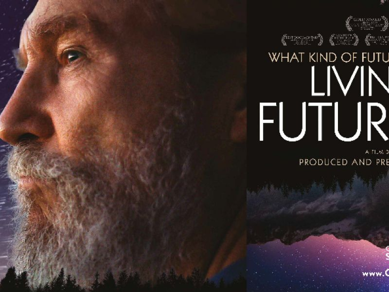 "​Movie Screening: ""Living in the Future's Past"""