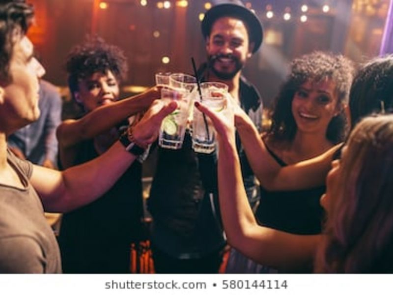 Celebrate the Weekend with Friends at Second Chance Saloon!