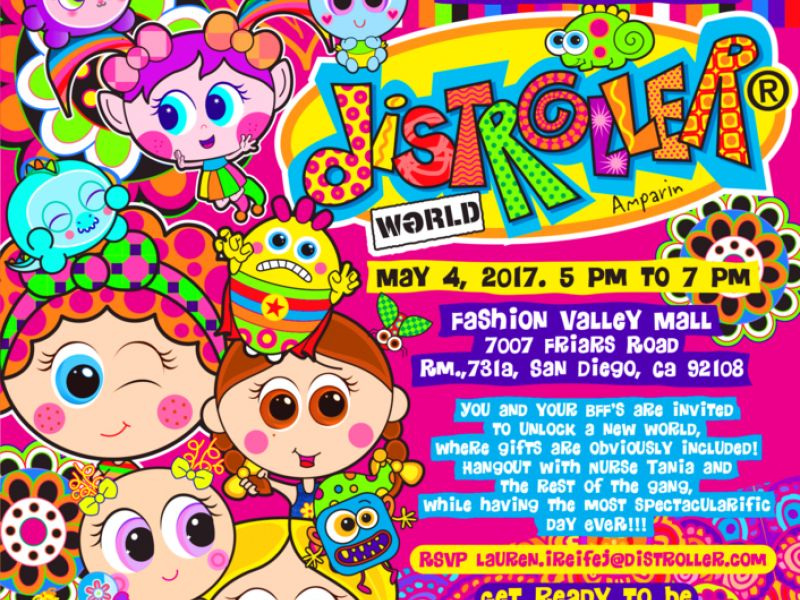 May 4 Children S Brand Distroller Launches Into U S