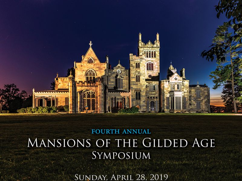 Mansions of the Gilded Age Symposium