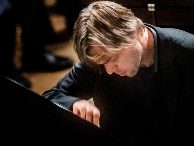 The Sanctuary Series presents Grammy-nominated Andrius Žlabys