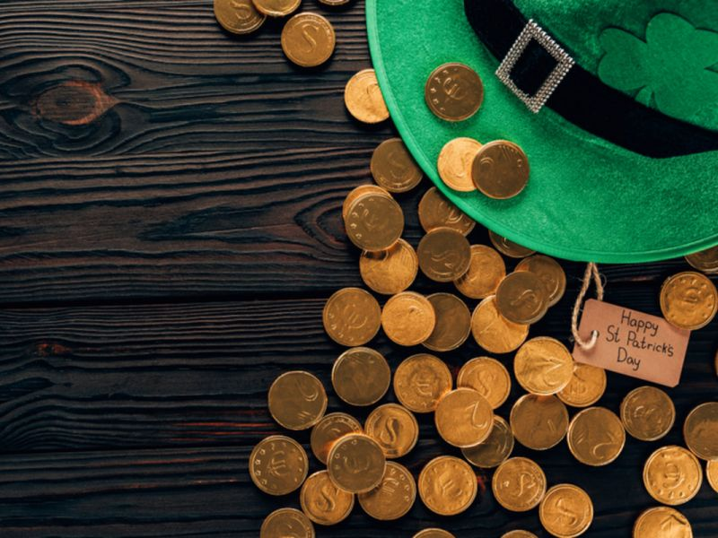 St. Patrick's Gold Hunt With Lucky the Leprechaun: Malibu