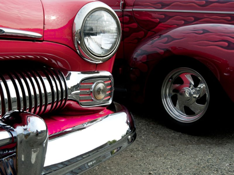 Goodguys 37th All American Get-Together: Fairgrounds, Pleasanton