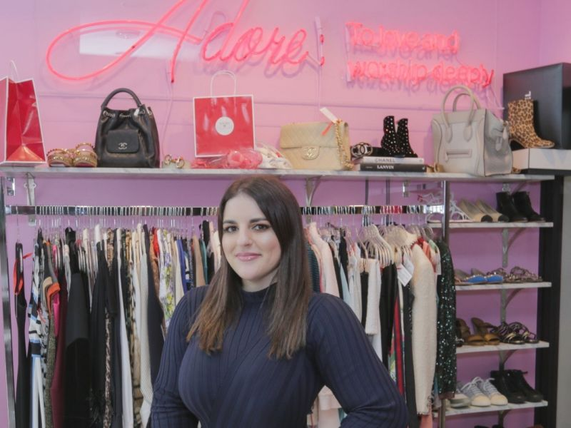 'Adore The Couture' Consignment Pop-Up Sip + Shop: Beverly Hills