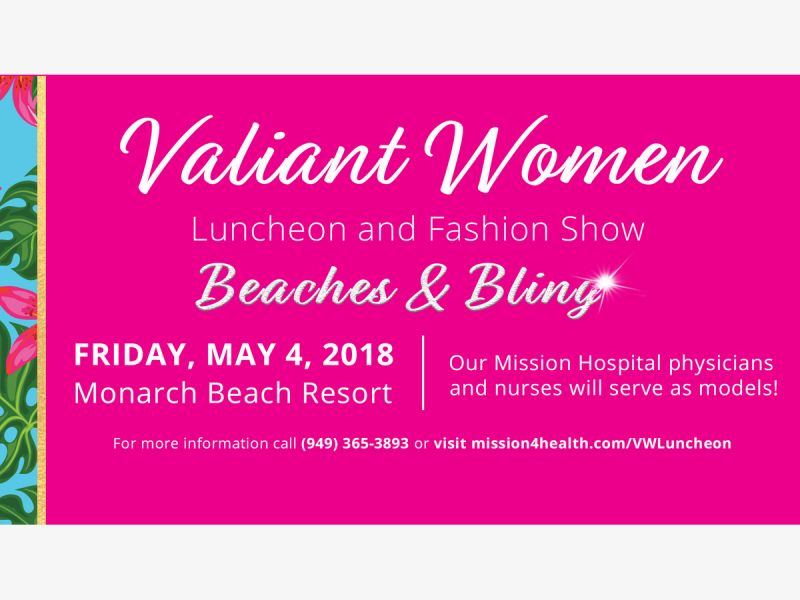 May 4   Mission Hospital Valiant Women Luncheon and Fashion Show ...
