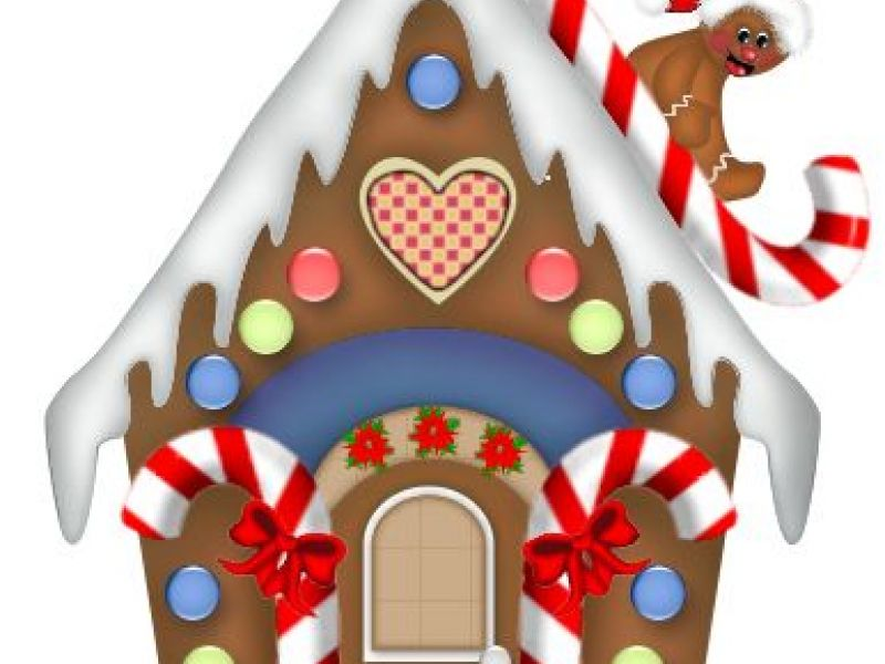 dec 4 gingerbread house decorating party at hillsdale shopping rh patch com gingerbread house clip art images gingerbread house door clip art