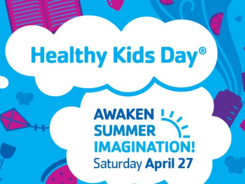 Healthy Kids Day: Open to the Community