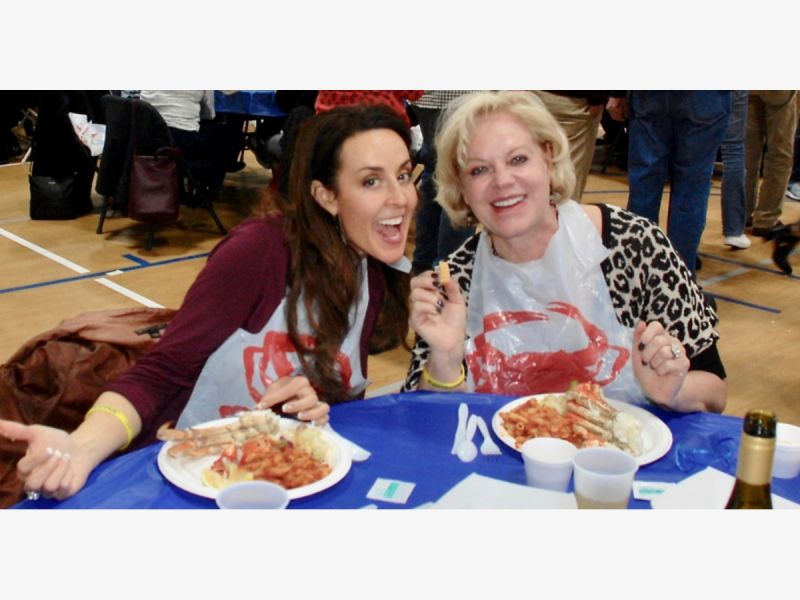 Crackin' Crab for Charity - Rotary Club of Los Gatos